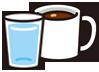 飲み物のイラスト